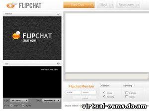 Видеочат Flipchat